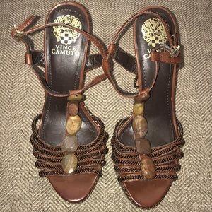 "Vince Camuto Shoes - EUC Vince Camuto Heels Size 8B 5.5"" Heels."